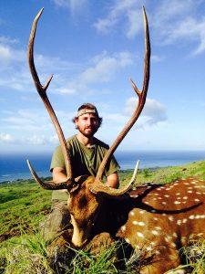 Maui Kauai Big Island Molokai Hunting Guides